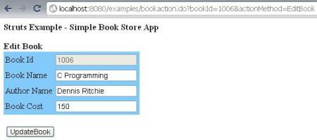 Edit Book